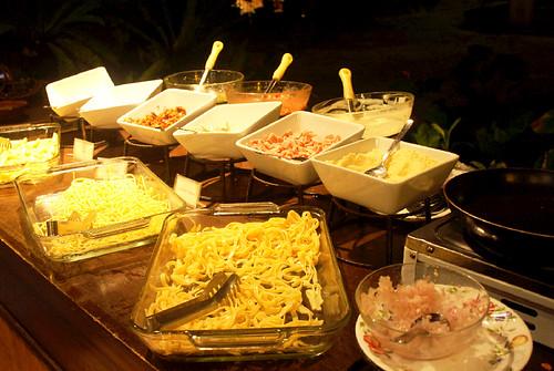 Seawind's Buffet