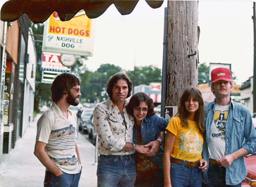 Maggie Outside the Gold Rush 1975