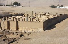 Templo de Ramses II en abidos , abydos , egipto. egypt. (Soloegipto) Tags: egypt egipto luxor ramsesii egypte abydos setii abidos sethii ummelqaab ramsesseti
