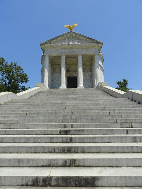 Illinois Monument, Vicksburg National Park