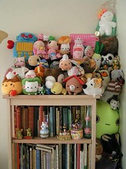 stuffies1 (kitkabbit) Tags: toys sanrio plushies kawaii stuffies sanx