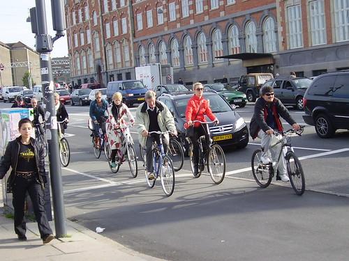 Tráfico de bicicletas