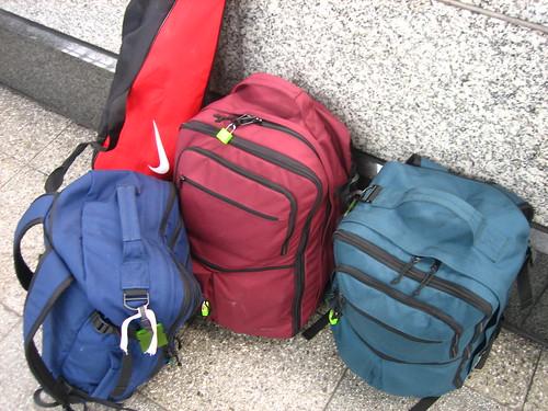 bag cologne luggage backpack