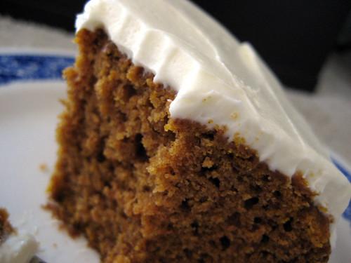 Good Eats 'n Sweet Treats: Pumpkin Spice Cake with Honey ...