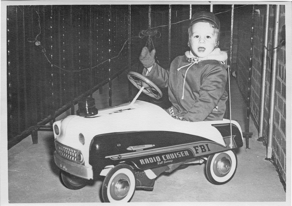 My First Car - late '50s