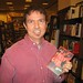 Launch Day w/my favorite B&N CRM -- Robbie Bryan w/ a real live signed copy...