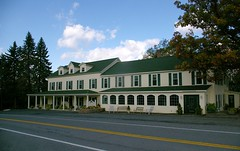 The Town Hill Hotel, on the historic National Road, Maryland