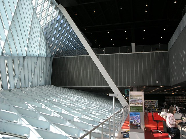 Seattle Public Library 10