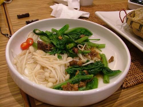 DIY燙青菜