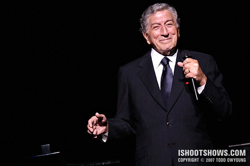 Tony Bennett @ the Fox Theatre -- 2007.10.27