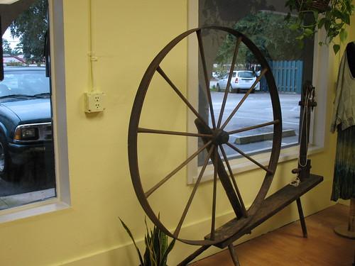The Walking Wheel