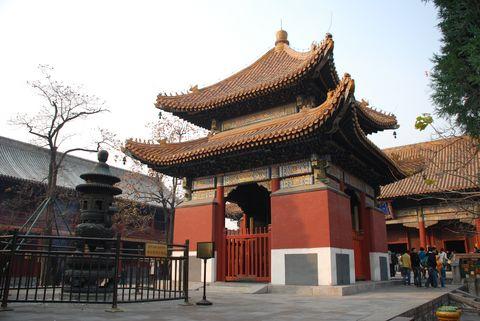 Pekin - temple des Lamas (7) [480]