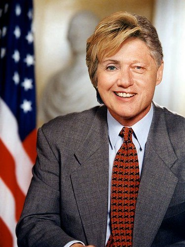 Hill-Billy Clinton