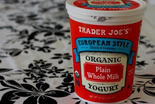 mmmmmm yogurt