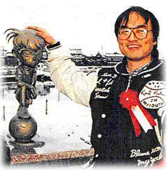2037435526 a978841e68 o Thông tin về tác giả bộ truyện tranh nổi tiếng Conan