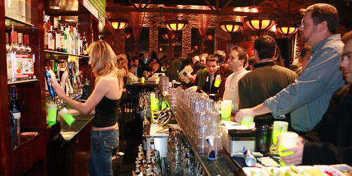 TECH cocktail Chicago 6 at John Barleycorn Wrigleyville