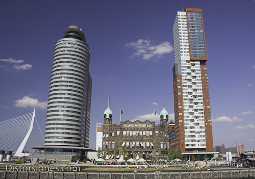 Holland-Amerika Lijn, Montevideo y World Port Center
