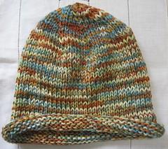 Sock Yarn Hat