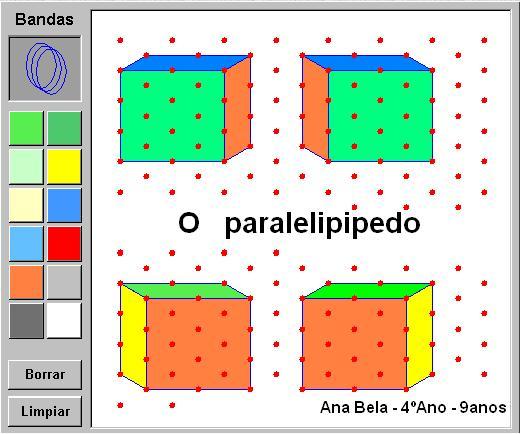 O paralelipipedo Ana Bela
