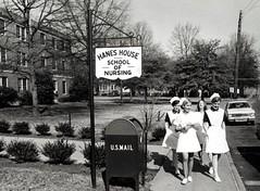 School of Nursing, 1960