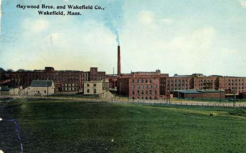 Haywood Bros. & Wakefield Company