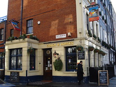 Picture of Coach And Horses, W1J 5LD