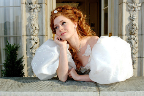 "Amy Adams in Disney's ""Enchanted"""