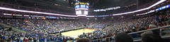 Kansas vs Ohio at the Sprint Center