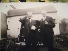 Frederick & Alfred Hanlon (littleowl) Tags: oldfamilyphotos