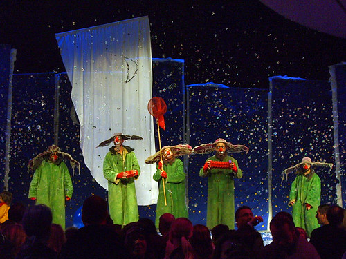 Slava's Snowshow in Vienna (Museumsquartier)