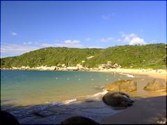 Praia da Tainha (Wilben Bohac) Tags: praia nature natureza natur finepix fujifilm portobelo tainha bombinhas cantogrande praiadatainha bohac s9100 wilben