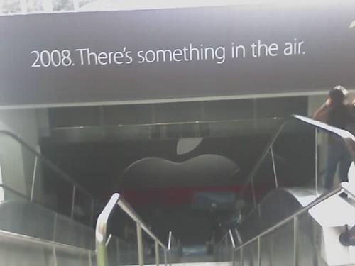 MacWorld2008 banner