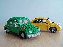 VWBeetle_13 (Mad physicist) Tags: vw lego beetle newbeetle