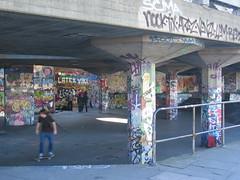 South Bank Graffiti IV