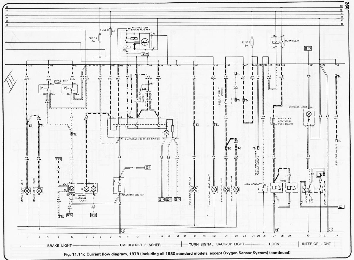 2263662354_7f6e64a00c_o 924board org view topic how to read 924 wiring diagrams porsche 924 wiring diagram at virtualis.co
