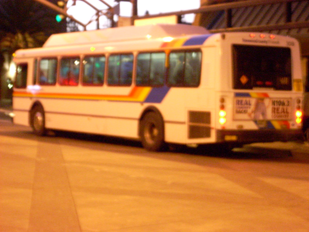 Sonoma County Transit Orion