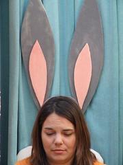Selica Rabbit (giaurom) Tags: rabbit handicap livorno ritratto divertenti coniglio disabili orecchie selica
