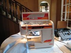 My Elna Sewingmachine