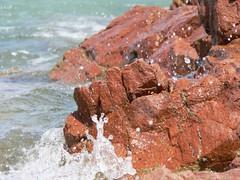 OGLIASTRA - SU SIRBONI (Bardazzi Luca) Tags: ogliastra su sirboni sardegna mare acqua spiaggia roccia granito rosso paesaggio sardinia italia italy beach plage spiagge luca bardazzi fotografia internet picture photo flickr