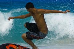kua bay028 (nia-briana) Tags: park beach hawaii bay day state sunny kai bigisland kona kailua kua kekaha micahm sandsliding niabriana