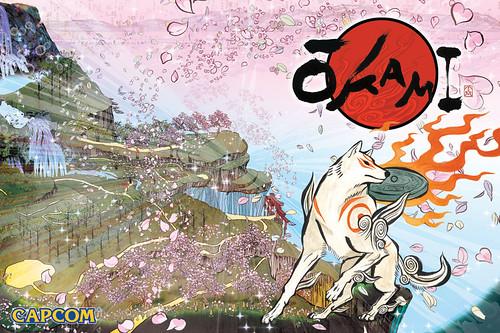 [Grandes Infamias en la Industria] Capcom y la portada de Okami