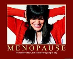 d menopause despair