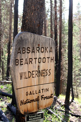 Beartooth entrance