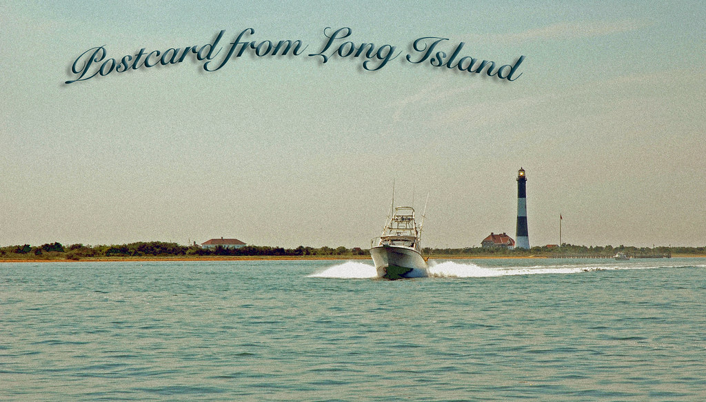 Postcard from Long Island