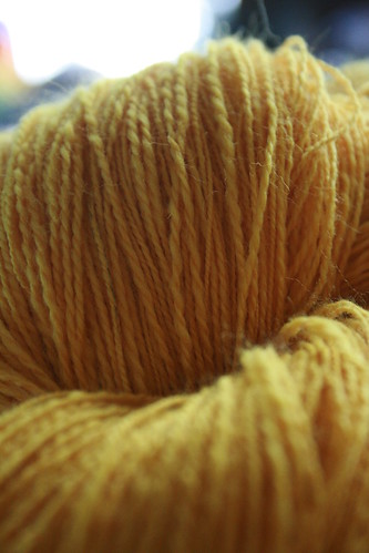800+ yds of sock weight Merino