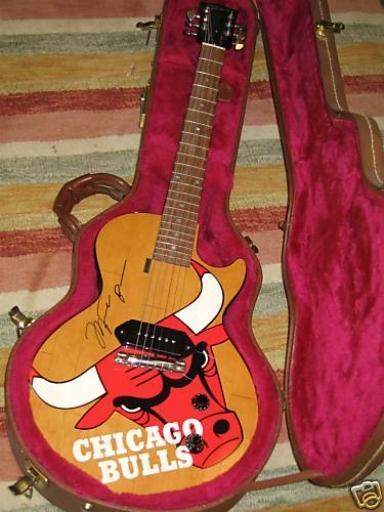 MJs guitar