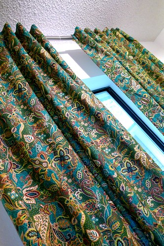 drapes kitchen treatment peacock one review window design curtains pier