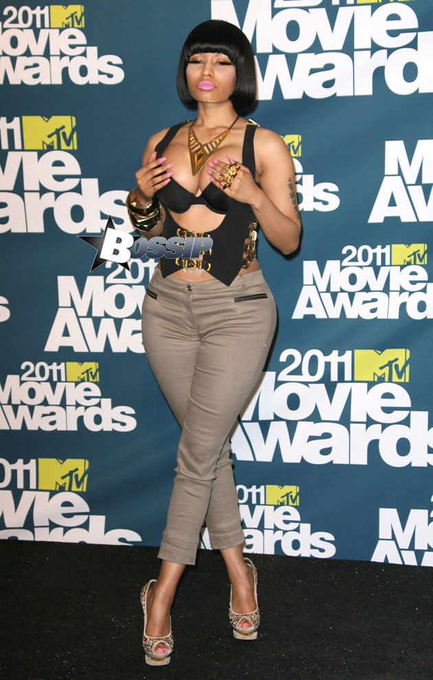 mtv awards press room 060611
