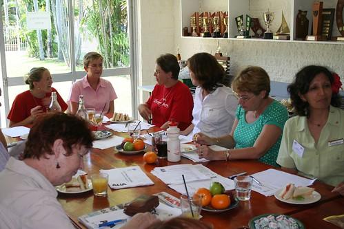 ALIA National Advisory Council meeting Fannie Bay DSC