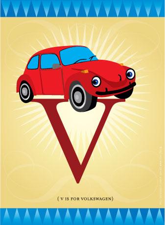V is for Volkswagen